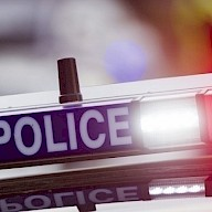 Swan Hill Police chase man
